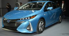 Toyota Primes Its New 120MPGe Plug-in Hybrid Prius #Galleries #Hybrids