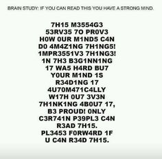 SHARE only if you read what it says..Took me a while, but then the brain kicked in...