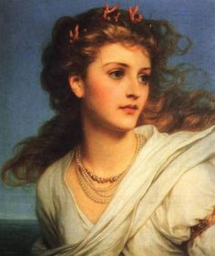 "Psamathe {nereid/goddess of sand beaches} ""sand""; daughter of Nereus and Doris 
