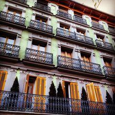 Calle Valverde. Madrid