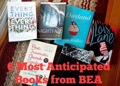 Cook Scrap Craft: The 6 Most Anticipated Books from BEA 15