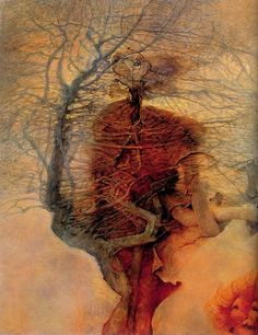 The-Fantastic-Art-of-Zdzislaw-Beksinski-art-work-poster-print-size-50x75cm-home-bedroom-decor-wall.jpg (762×990)