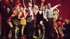 Cast Of Sweet Charity