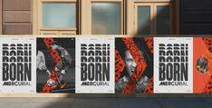 Born Mercurial | ManVsMachine for Nike Football