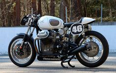 Moto Guzzi by Ritmo Sereno, Japan (via Cafe Racers Mag)