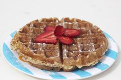 You're going think I am lying, but I'm not. I have eaten a Belgian waffle every single day for breakfast since January 29th. (Thanks to a wonderful birthday present from Pace the day before!) That ...