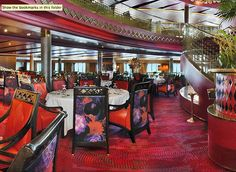 Holland America....hmmmm....what happened with those chairs.