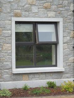 Granite Window Cills and Surround