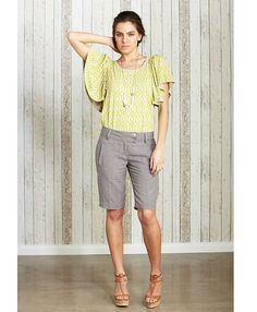 Links Frill Sleeve Top | Women's Fashion | Dresses, Tops and more | Et La Mer