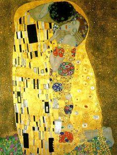 O beijo - Klimt