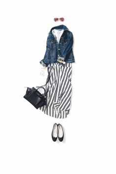 Casual lunch date outfit Modest Outfits, Casual Outfits, Fashion Outfits, Womens Fashion, Japanese Fashion, Asian Fashion, Daily Fashion, Spring Fashion, Looks Style