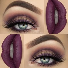 Make maravilhosa da @makeupthang --------- Wonderful look by @makeupthang