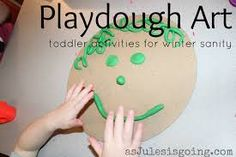 playdough activities - Google Search