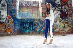 Silk joggers by Malene Birger Blog: www.fotballfrue.no