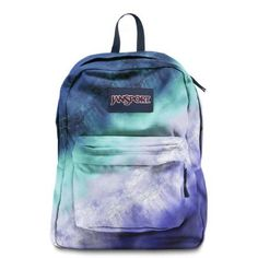 JanSport High Stakes Multi Water Ombre Backpack #backtoschool #jansport #ombre #backpack