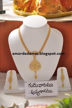 India Jewelry, Gold Jewelry, Jewelery, Gold Necklace, Necklace Designs, Blouse Designs, Jewelry Collection, Beauty Hacks, Fashion Jewelry