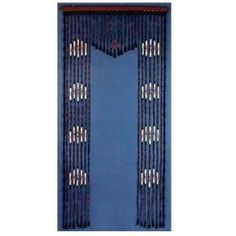 Wooden Beaded Door Curtain ~ Arch 1 ~ Hand Painted ~ Fits Standard Door Way ~ Approx 31 Strands Beaded Door Curtains, Drapes Curtains, Door Beads, Wooden Beads, Home Projects, Home Remodeling, Decorative Items, Kitchen Remodel, House Plans