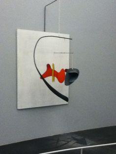 Calder Mobile Lacma