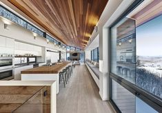 Laurentian Ski Chalet by Robitaille
