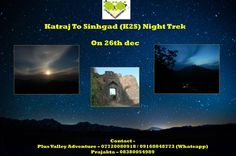 Join K2S night trek TODAY...