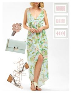 """""""dress"""" by masayuki4499 ❤ liked on Polyvore featuring Rebecca Minkoff, Ted Baker and Michael Kors"""