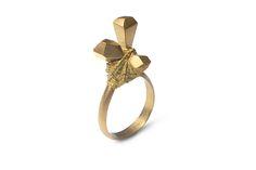 FILATURE - Pia Farrugia | ring : gold 750 | piafarrugia.ch