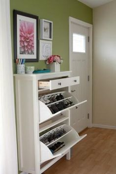 for small entryway-shoe organization by estelle
