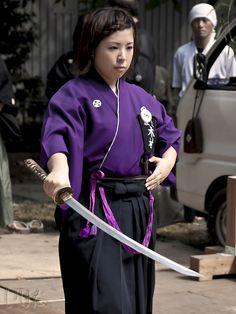 Tochigi Daily Photo: Girls with swords