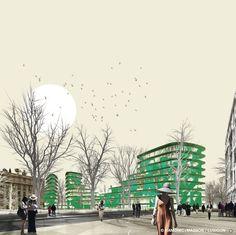 Hamonic + Masson & Associés | 'Avenue Foch' | 2014