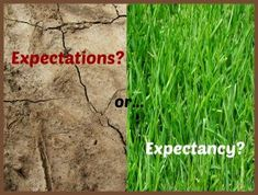 Do you live with expectations or expectancy? What's the difference? https://avawrites.com/2018/expectations-vs-expectancy/