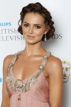 Kara Tointon Photo - Philips British Academy Television Awards - Winners Boards