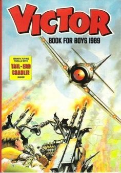 Comics UK is dedicated to those great institutions, the British Comic and Story Paper dating back from the the late Victorian era through Beano to and beyond. War Comics, Comics Uk, Ian Kennedy, Valiant Comics, Saturday Morning Cartoons, Comic Covers, Book Covers, Books For Boys, Classic Comics