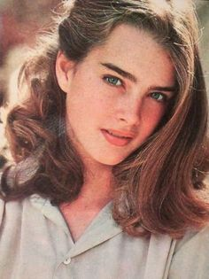Brooke Shields by Herb Ritts for Mademoiselle, late Most Beautiful People, Beautiful Models, Pretty People, Beautiful Women, Richard Avedon, Pretty Baby 1978, Brooke Shields Young, Jean Calvin Klein, Vaquera Sexy