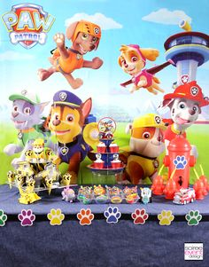| Paw Patrol Party I