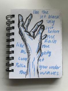 Arte Sketchbook, Sketchbook Ideas, Art Journal Inspiration, Art Inspo, Posca Art, Art Diary, Mini Canvas Art, Funky Art, Bullet Journal Art