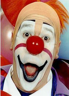 It's International Clown Week ~ go Kiss a Clown!!!