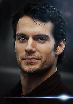 "My boys are totally into superheroes.  Watched ""Man of Steel.""  Yup.  Henry Cavill"