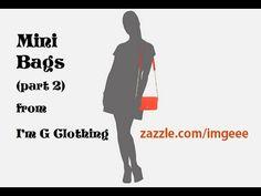 Mini Messenger Bags - http://www.zazzle.com/imgeee/gifts?cg=196560348760048167
