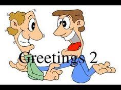 "Emotional Exchange. ""Greetings"" part 2. Easy English Conversation Practice."