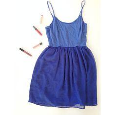 LC Lauren Conrad for Kohl's Mixed-Media Dress, $34.99