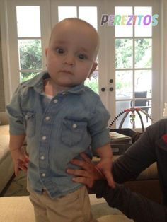 bill  and giuliana rancic's adorable baby boy duke!