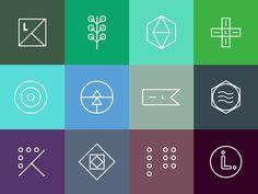 Behance :: LINDEN // Brand Creation by Jonathan Quintin