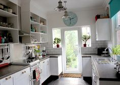 Swoon Worthy: Cute kitchen in Manchester, UK