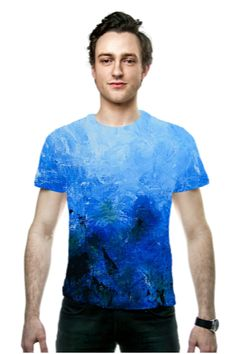 By Kume Bryant. All Over Printed Art Fashion T-Shirt by OArtTee