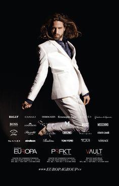 Boutique Europa, PRFKT par Europa & VAULT par Europa are Montreal's high end mens & ladies fashion destinations. http://europagroup.ca/