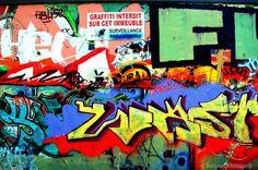 Montreal Graffiti ~ Urban Art