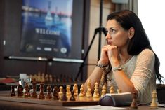 Alexandra Konstantinovna Kosteniuk is a russian chess Grandmaster and a former Women's World Chess Champion.