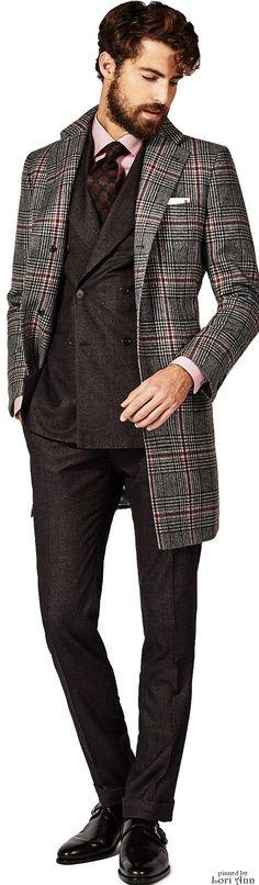 Men's #Fashion: Kiton... Fall 2016.