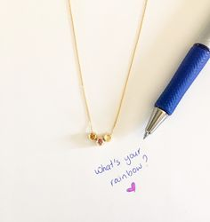 Create your own personalized necklace with these letter beads. Letter on one side, birthstone on the other. What does your rainbow look like? Letter Beads, Letter Necklace, Arrow Necklace, Pendant Necklace, Meaningful Necklace, Personalized Necklace, Women's Jewelry, Something Blue, Wedding Anniversary