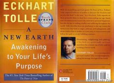 A New Earth by Eckhart Tolle....$5 on Google Play so I bought it. It is on a to-be-read list.